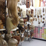 Wig Department